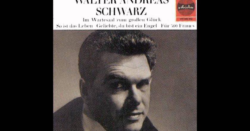 Deutscher Vorentscheid 1956: Ach die armen, armen Leute