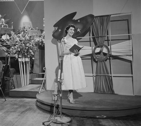 Dansk Melodi Grand Prix 1958: Vergammelte Speisen