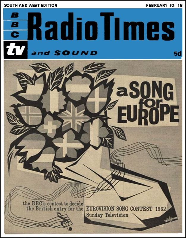 A Song for Europe 1962: Sing again, little Birdie