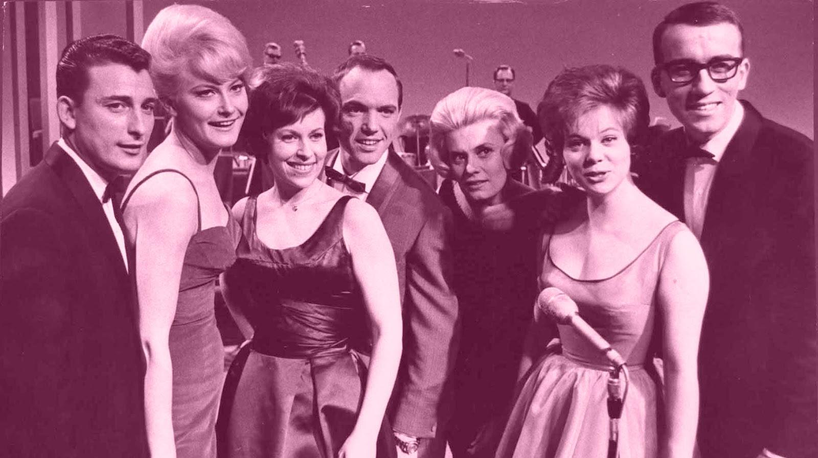 Melodifestivalen 1962: Liebe und Meerrettich