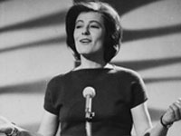Dansk Melodi Grand Prix 1965: Weil er ein Chauvi ist, ein Mannesmann