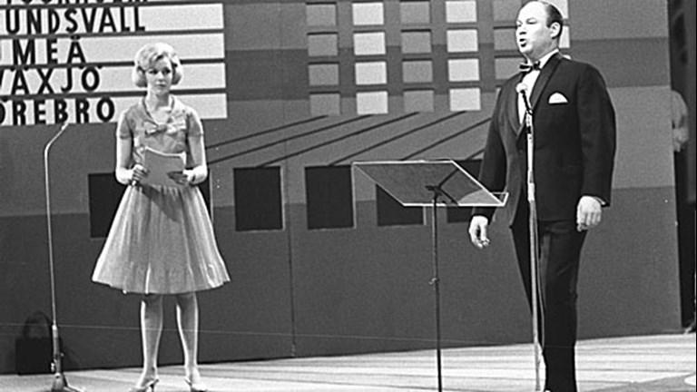 Melodifestivalen 1965: Verlangen und Lust