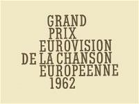Logo des Eurovision Song Contest 1962