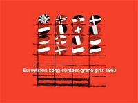 Logo des Eurovision Song Contest 1963