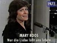 Mary Roos, DE 1972
