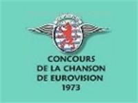 Logo des Eurovision Song Contest 1973