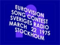 Logo des Eurovision Song Contest 1975