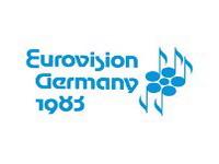 Logo des Eurovision Song Contest 1983