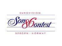 Logo des Eurovision Song Contest 1986