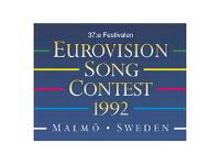 Logo des Eurovision Song Contest 1992