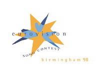Logo des Eurovision Song Contest 1998