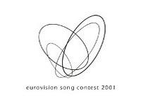 Logo des Eurovision Song Contest 2001