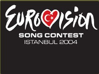 Logo des Eurovision Song Contest 2004 (Semifinale)