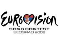 Logo des Eurovision Song Contest 2008 (Finale)