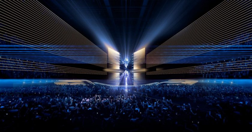 "<span class=""dquo"">""</span>Socially distant <span class=""caps"">ESC</span>"": <span class=""caps"">EBU</span> entwickelt vier Szenarien für Rotterdam 2021"