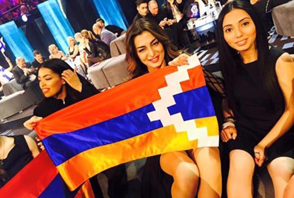 Flying the Flag: Iveta Mukuchyan von deutscher Vorauswahl ausgeladen