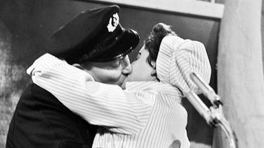 Dansk Melodi Grand Prix 1959: Der Kuss des Todes