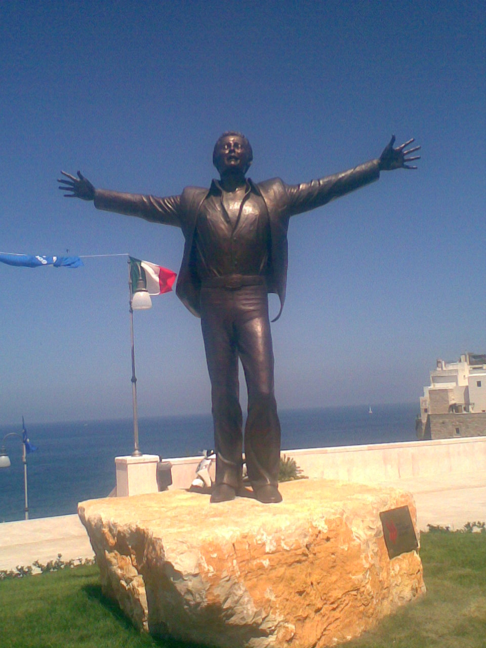 San-Remo-Festival 1958: Heute blau und morgen blau