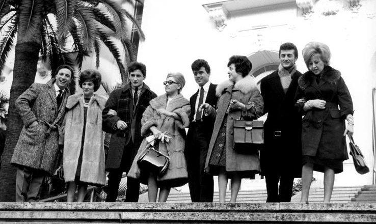 San-Remo-Festival 1961: Küss mich, ich bin der Frosch aus dem Märchen