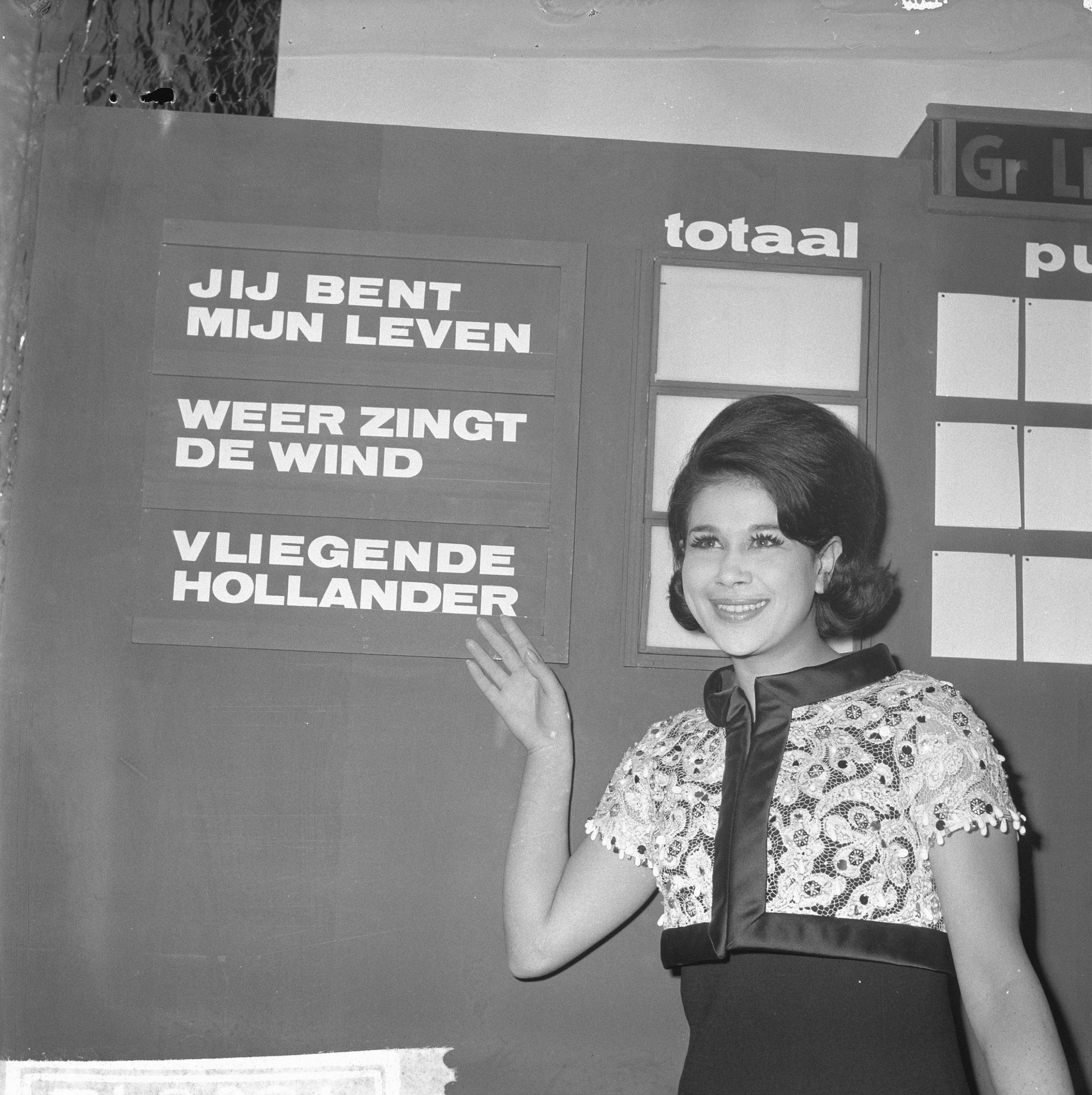 Nationaal Songfestival 1964: Ein Leben in Gefahr