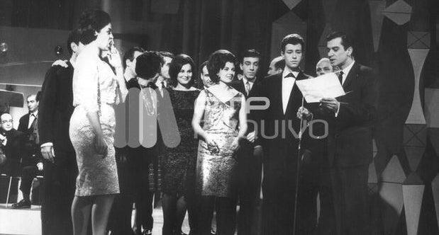 Festival da Canção 1964: auch morgen noch kraftvoll zubeißen