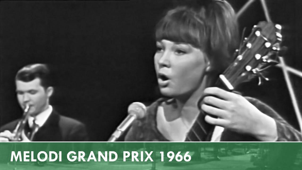 Melodi Grand Prix 1966: We're not gonna take it