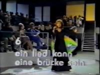 Ein Lied für Stockholm 1975: Jeder Ton ist wie ein Stein