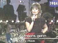 Ein Lied für Luxemburg 1984: Mit Stolz in meinen Augen