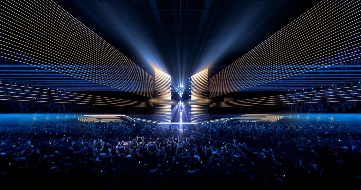 Socially distant Eurovision: vier Szenarien für Rotterdam 2021