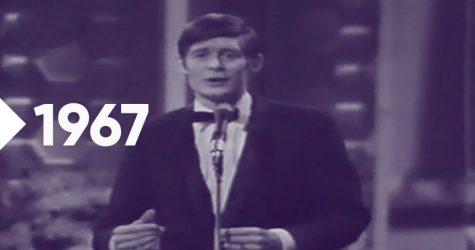 Belgischer Vorentscheid 1967: Wer Sorgen hat, hat auch Likör